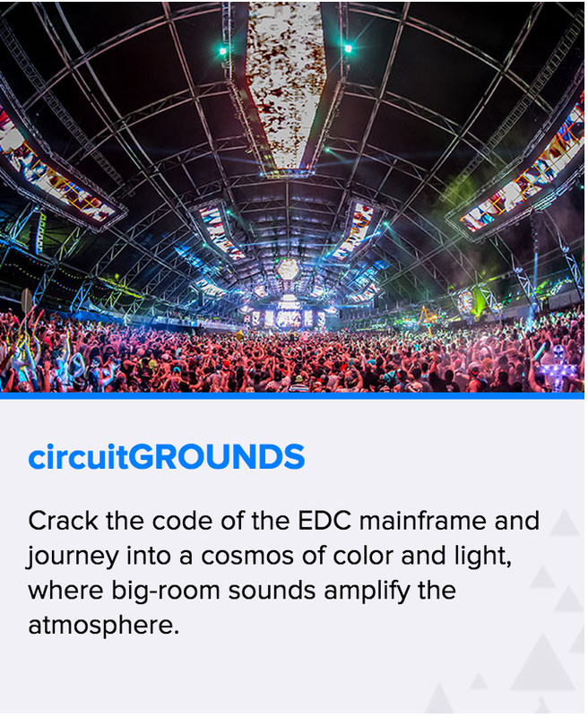 EDC 2015 - FriendUp Music